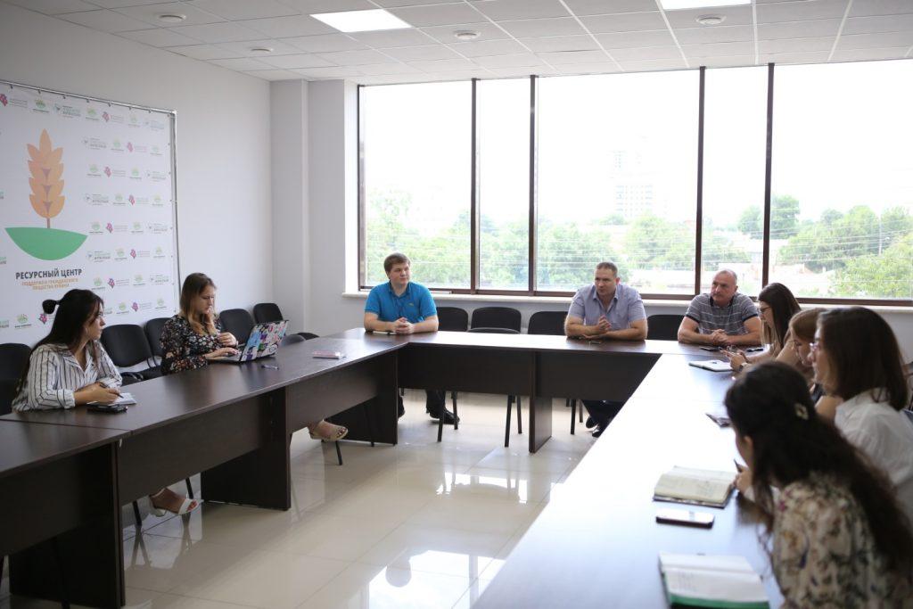 Завершилась подготовка к спецконкурсу на предоставление грантов Президента Российской Федерации