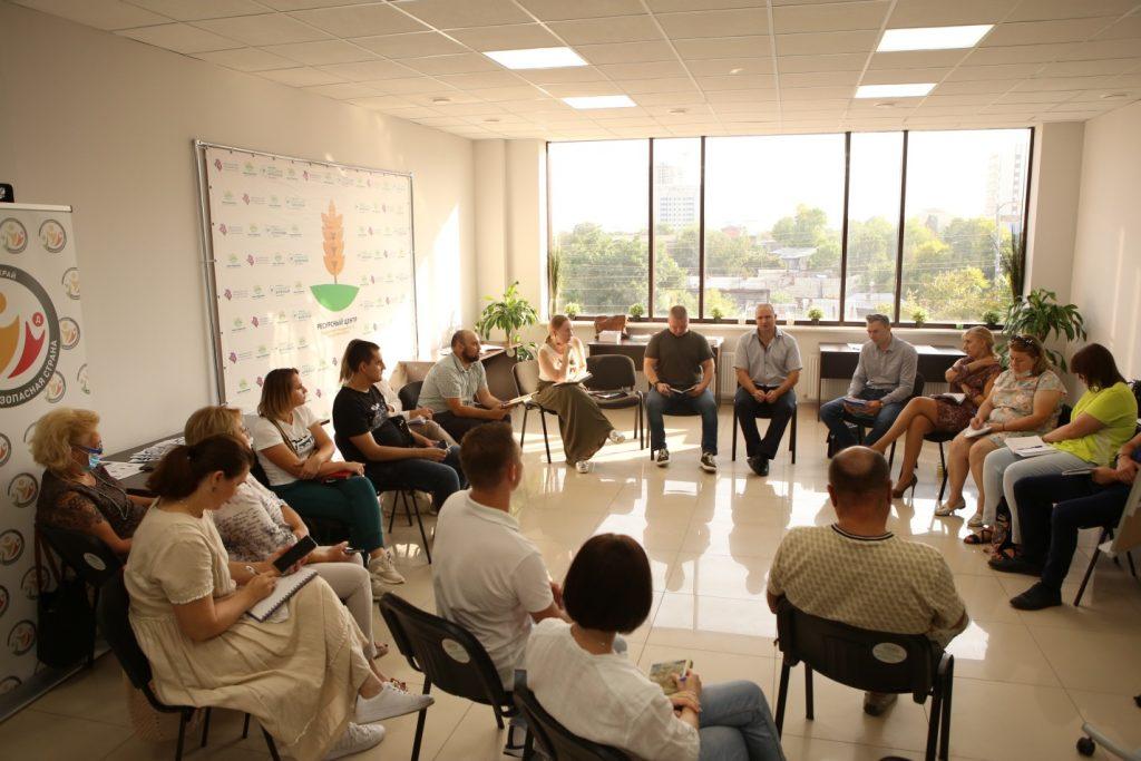Как написать грант: кубанские НКО продолжают учиться