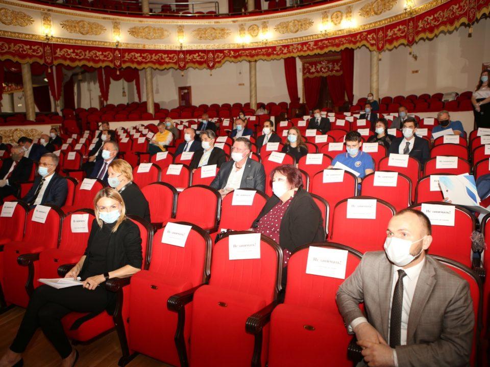 Первое пленарное заседание Общественной палаты IV созыва