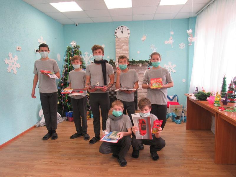 Акция «Полицейский Дед Мороз» прошла в Краснодаре