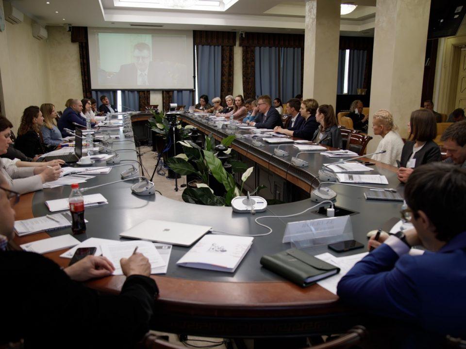 Состоялся семинар «Международное гуманитарное сотрудничество. Особенности работы НКО на международных площадках»